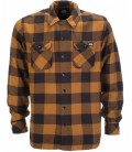 Dickies Sacramento Shirt Brown