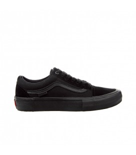 "Vans Old Skool Pro ""Black / Black"""