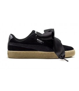 "Puma Suede Heart ""Black"""