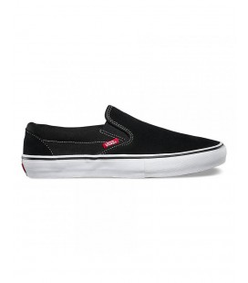 Vans Slip On Pro Black / White