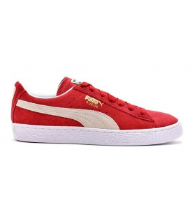 "Puma Suede Classic ""Team Regal Red / White"""