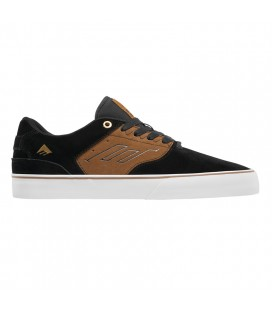 "Emerica The Reynolds Low Vulc ""Black / Tan"""