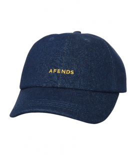 Afends Refuse Curved Brim Cap