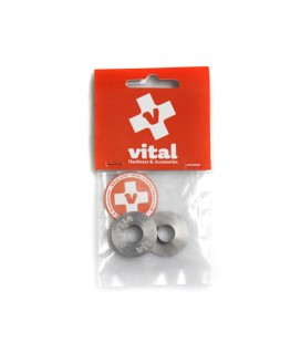 Vital Precision Flat Washers 25mm (set 2)