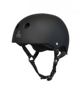 Capacete Triple Eight Brainsaver Rubber-Sweatsaver liner