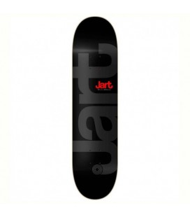 "Jart Little Biggie Black 8"" w/ griptape"