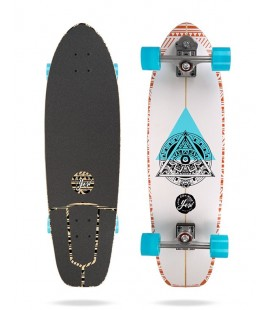 "Yow Surfskate Teahuppo 34"" Power Surfing Series"