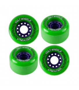 Rodas Longboard Cult Creator 72mm 78a (set 4)