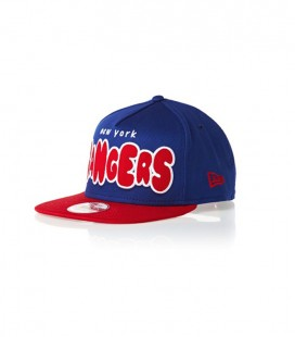 New Era Bubble Team New York Rangers Snapback