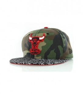 New Era Hook Chicago Bulls Snapback