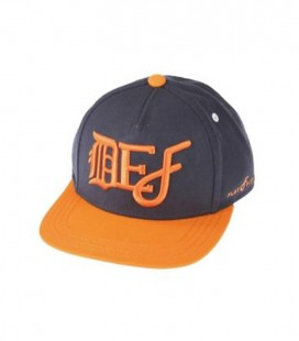 Flat Fitty Genuine The Def Snapback