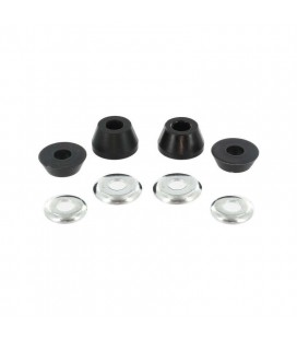Bushings Skateboard Independent Low Black Hard 98a (set 4)
