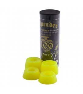 Bushings Skateboard Thunder 100d Yellow (set 4)