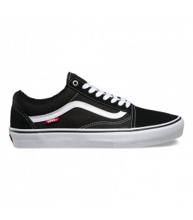 "Vans Old Skool Pro ""Black/White"""