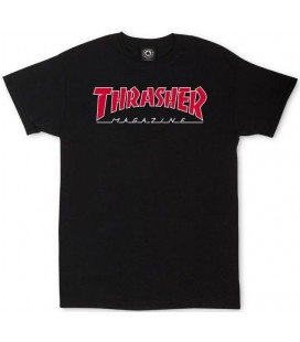 Thrasher Magazine Outlined T-Shirt