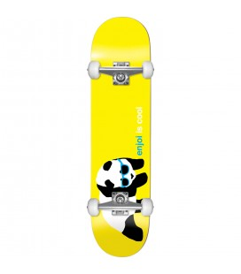 Enjoi Panda Shades Yellow  - 7.5""
