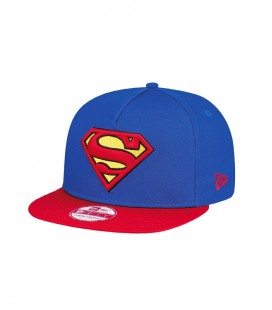 New Era Char Basic 950 Superman Snapback