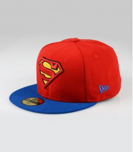 New Era Reverse Hero 2 Superman Snapback
