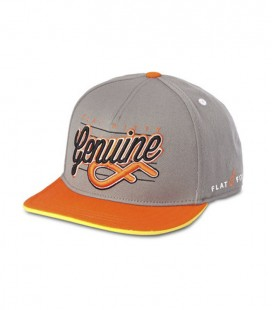 Flat Fitty Genuine Snapback