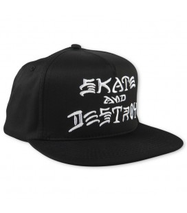 Thrasher Skate And Destroy Snapback