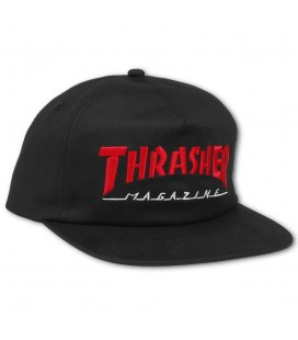 Thrasher Magazine Logo Two-Tone Snapback